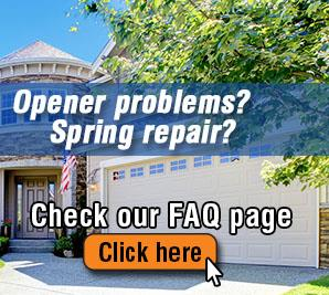 Our Services - Garage Door Repair Atlanta, GA